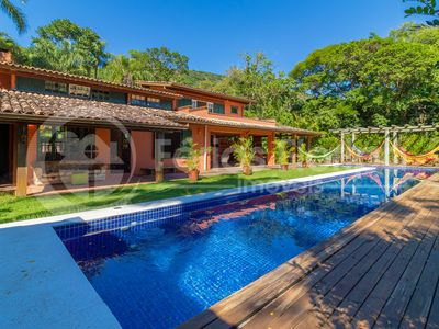 Photo for House in Porto da Lagoa, large spaces, swimming pool, soccer field, gourmet area
