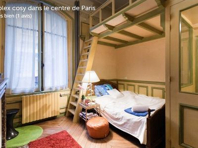 Photo for !!! NEW Cosy Duplex in Central Paris !!! super safe and all commodities