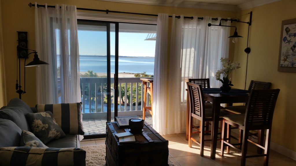 Tybee Portside Condo Picturesque Beach V Vrbo