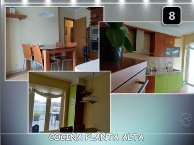 Photo for Apartment near the beach in house with plot