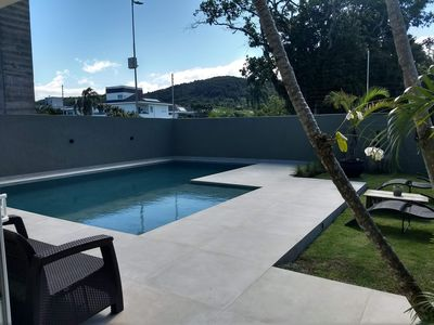 Photo for BEAUTIFUL HOUSE 5 SUITES IN JURERÊ INTERNACIONAL - FLORIANÓPOLIS
