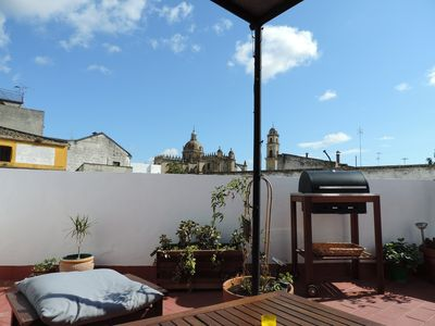 Photo for House in downtown Jerez with views of the Cathedral