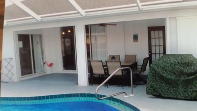 Photo for Private Beautiful Pool Home Centrally Located To Everything(watch video)