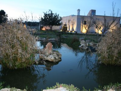Photo for seventeenth century farm in Salento (Puglia - Italy)