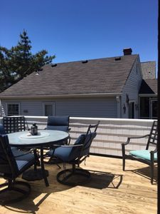 North End Retreat  Steps to the Ocean . Located on beach side of 55th street