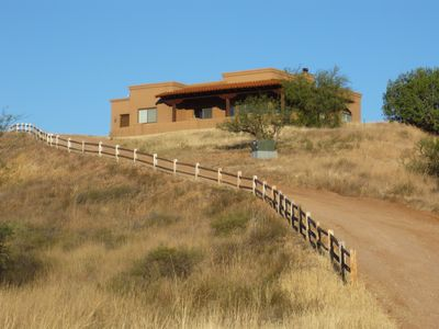 Photo for Beautiful Home on 36 Acres-Quiet, Tranquil and Awesome