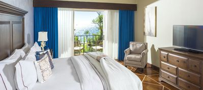 Photo for 2 BR, 2 BA Presidential Suite with Ocean View at Gated Beachfront Resort