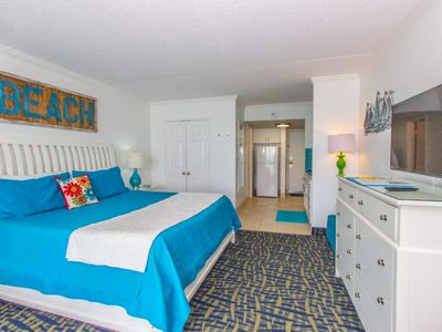 Photo for Oceanfront King Suite~Sand Dunes 433