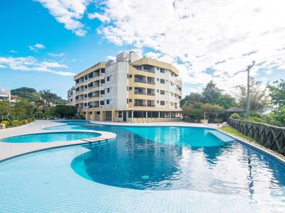 Photo for Apt 2 bed. with pool and sea view and breakfast included! Bar and restaurant