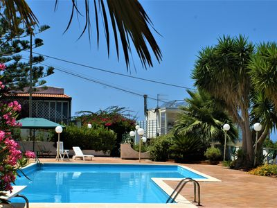 Photo for CILENTO PANORAMIC LARGE VILLA WITH POOL - 8 PEOPLE
