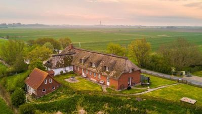 Photo for Holiday apartment Pellworm for 4 persons with 2 bedrooms - Farmhouse