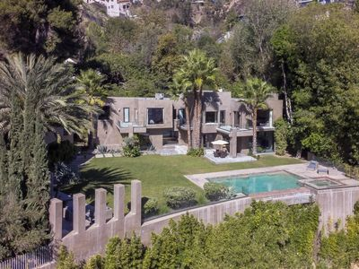 Photo for Modern Mansion In Sunset Plaza Of The Hollywood Hills