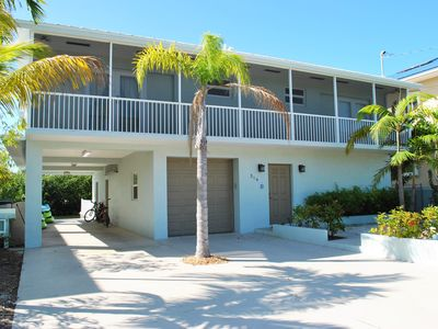 Photo for Beautiful 3 Bedroom Canal Front Home in Plantation Key Colony - 314 Woods Ave.