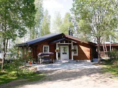 Photo for Vacation home Adelecourt in Sysmä - 8 persons, 3 bedrooms