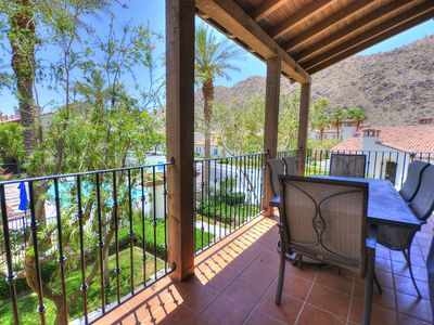 Photo for Beautiful Upper Level Villa with Amazing Mountain and Pool Views! LQ114