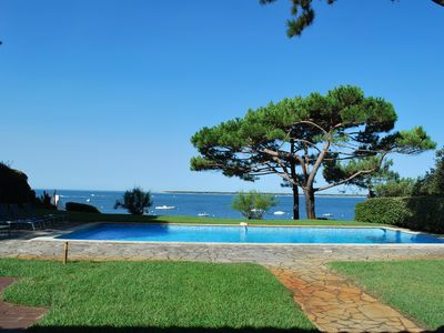 Photo for House with pool in 1st line / Pyla-sur-mer / 8 people