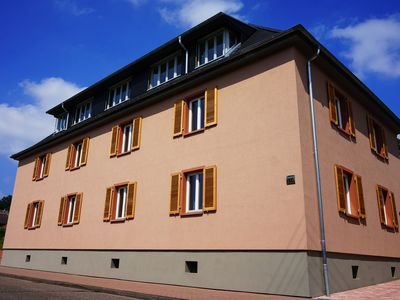 Photo for Four-star apartments on 180 sqm incl. Electric car (Renault Zoe 40)