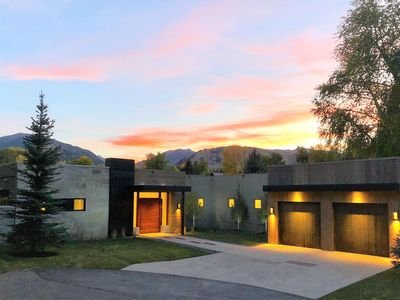 Photo for New Ultraluxe Modern Aspen Villa
