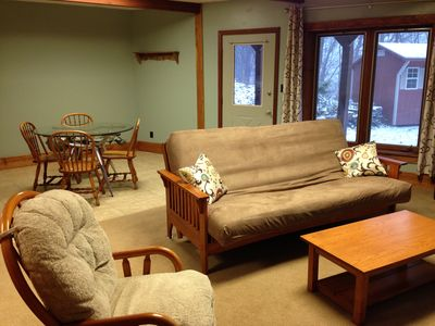 Photo for Apartment at Lakewood Lodge with Cayuga Lake views