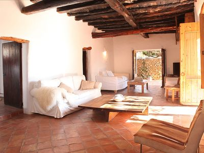 Photo for Traditional Ibiza Finca - only 8 minutes to TOWN and  BEST BEACHES (ET-0821-E)