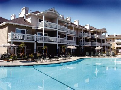 Photo for Worldmark Windsor Wine Country Fabulous 2BR 2Bath Resort Condo King & Queen Brs!