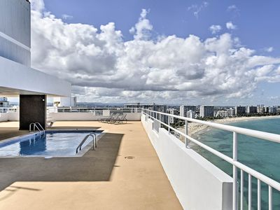 Photo for NEW! San Juan Condo w/ Pool Access + Ocean Views!