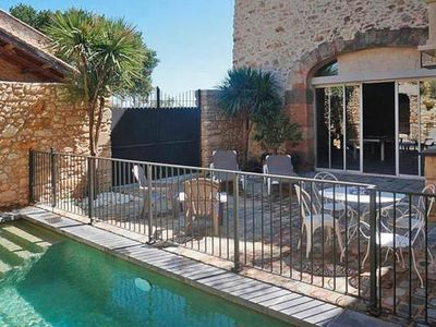 Photo for Holiday flat, Puimisson  in Hérault - 4 persons