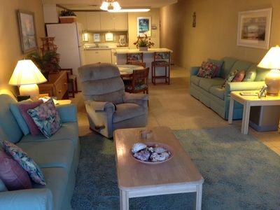 Photo for Great Rates on our 1 Bedroom Oceanfront Condo (Owner Managed)