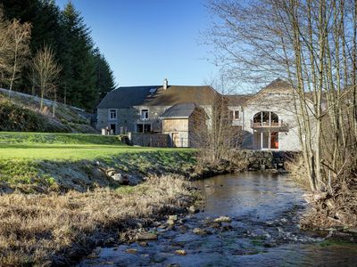 Photo for Cozy Holiday Home in Gedinne near Forest