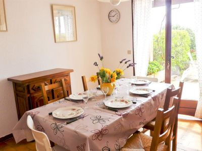 Photo for Vacation home Les Hauts de St Clair in Le Lavandou - 6 persons, 2 bedrooms