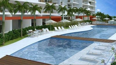Photo for APARTMENT FOR SEASON GUARUJA (ASTURIAS)