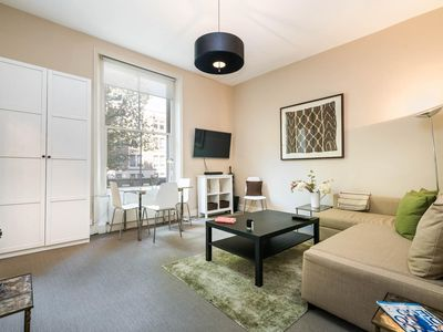 Photo for Amazing 1 Bed Flat in Trendy Ladbroke Grove - One Bedroom Apartment, Sleeps 4