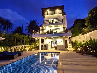 """Photo for Take a perfect break in our villa just minutes from Cheong Mon Beach """"Price Drop"""
