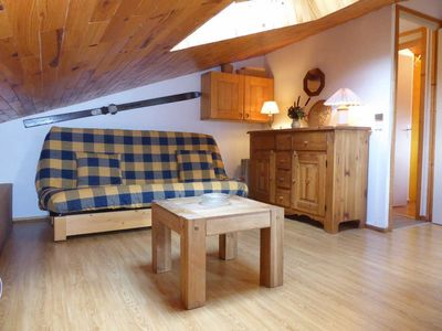 Photo for LE CREY - 2 rooms - Capacity 5 people