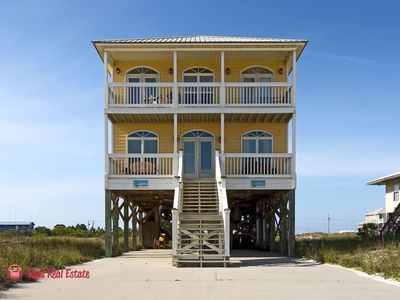 Photo for Goin' Coastal - Absolutely Gorgeous 4 Br Gulf View Home with Private Pool, Sleeps 11