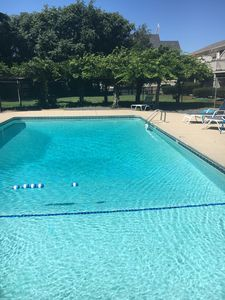 Photo for Charming, Comfortable 1-bedroom Condo with Pool Near Bass River