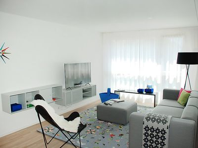 Photo for Apartment LaVille A-4-3  in Locarno, Ticino - 4 persons, 2 bedrooms