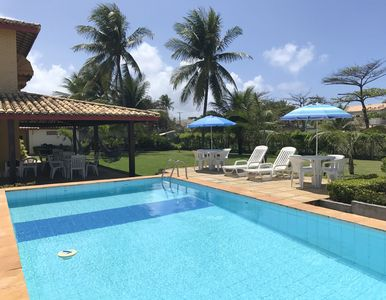 Photo for House 5 bedrooms, garden, swim-pool and beach