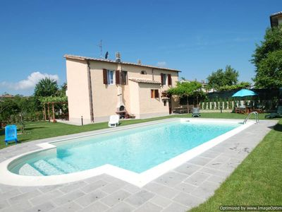 Photo for 5BR House Vacation Rental in Monticiano, Siena