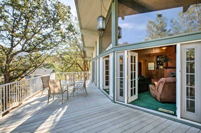Experience the hidden gem of the Sequoias - this vacation rental in Kernville!