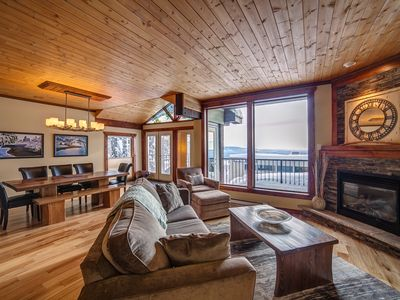 Photo for Avail. Xmas & NY's- Luxury Chalet near Village, Ski In/Out, Hot Tub, Sleeps 13.