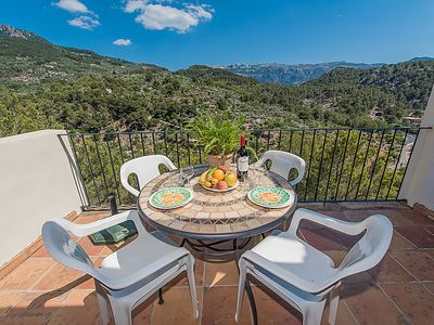 Photo for Apartment S'Atalaia Sea Views  in Port Sóller, Mallorca - 4 persons, 2 bedrooms