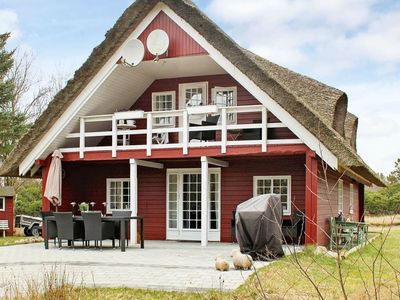 Photo for Spacious Holiday Home in Romo Jutland with Balcony