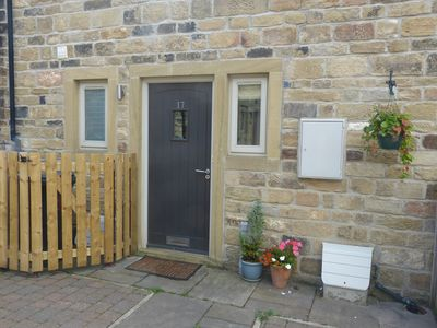 Photo for Modern cottage - 1 mins walk from village centre and surrounding countryside