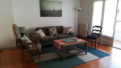 Photo for Apartment 6 pers downtown and beach
