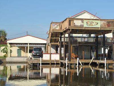 Photo for 4BR Cabin Vacation Rental in Chauvin, Louisiana