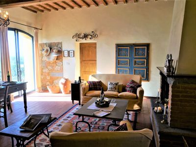 Photo for Family/Group Friendly - Charming Authentic Tuscan Farmhouse -  Private Pool