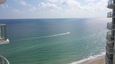 Ocean View from my balcony
