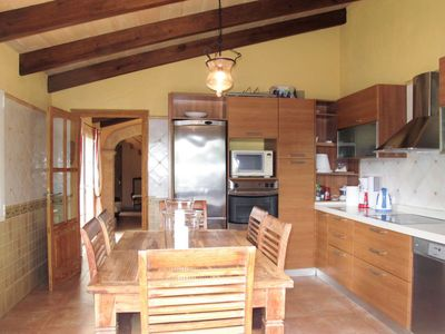 Photo for Vacation home Sa Caseta del Padri Biel (BIN120) in Biniamar - 5 persons, 3 bedrooms