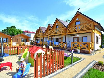 Photo for Holiday resort, Mielno  in Um Köslin - 2 persons, 2 bedrooms
